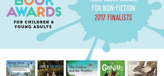Finalist in Book Awards 2017