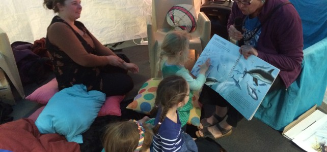 Reading Non-fiction with Children