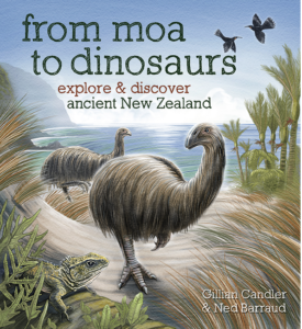 From Moa to Dinosaurs cover