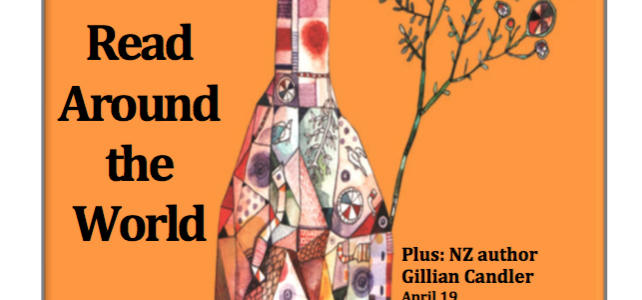 School Holiday Event – Read Around the World and about New Zealand too