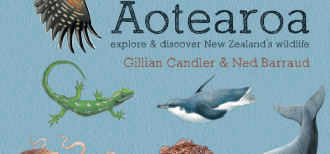 Animals of Aotearoa cover