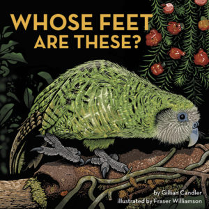 Whose Feet are These? cover
