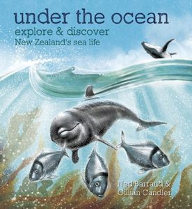 cover of Under the Ocean