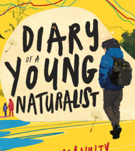 cover diary of a young naturalist